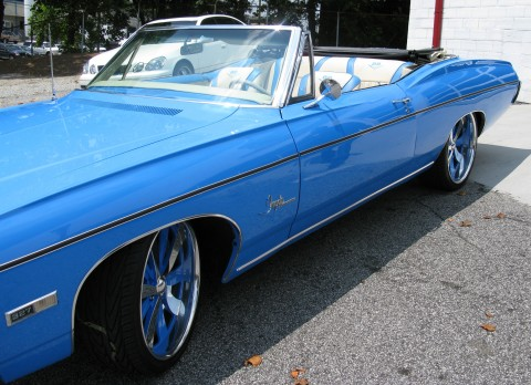Josh Smith 68 Impala