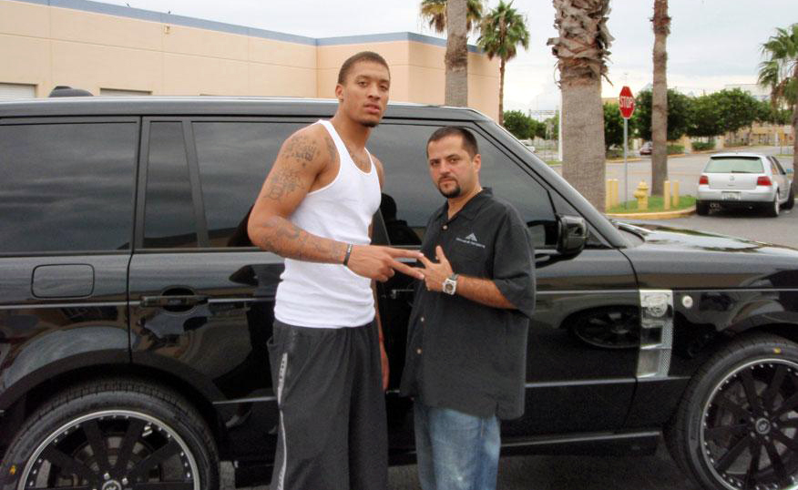Michael Beasley Archives Celebrity Carz