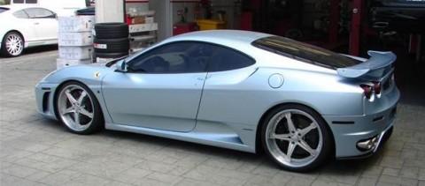 Andrew Bynum Ferrari
