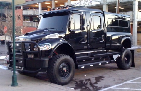 Chris Andersen Birdman Truck