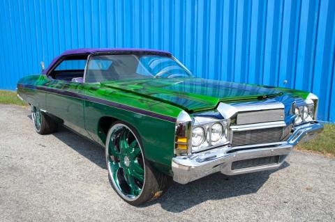 tpain, green, impala, joker