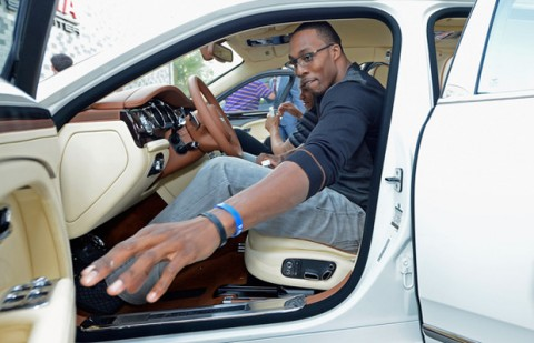 Carz » Blog Archive » Dwight Howard's New Bentley Mulsanne